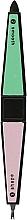 Pilník-leštička na nehty 200/400/600/2000, 16 cm, 77715 - Top Choice — foto N2