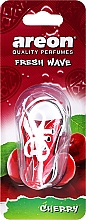 Parfémy, Parfumerie, kosmetika Osvěžovač vzduchu do auta - Areon Fresh Wave Cherry