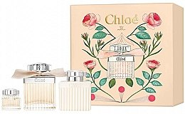 Parfémy, Parfumerie, kosmetika Chloe Eau de Parfum - Sada (edp/75ml + b/lot/100ml + edp/mini/5ml)