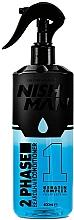 Parfémy, Parfumerie, kosmetika Dvoufázový kondicionér na vlasy a vousy - Nishman Beard & Hair 2 Phase Conditioner