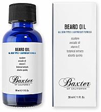 Parfémy, Parfumerie, kosmetika Olej na vousy - Baxter of California Grooming Beard Oil