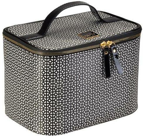 Kosmetická taška - Auri Simple Black & White Makeup Case
