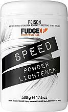 Parfémy, Parfumerie, kosmetika Zesvětlující pudr na vlasy - Fudge Speed Powder Lightener