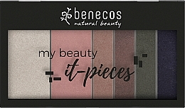 Parfémy, Parfumerie, kosmetika Paleta na líčení - Benecos It-Pieces Pretty Cold Palette Refill (náhradní náplň)