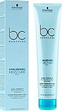 Parfémy, Parfumerie, kosmetika Hydratační krém na kudrlinky - Schwarzkopf Professional Bonacure Hyaluronic Moisture Kick Curl Power 5