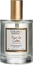 Parfémy, Parfumerie, kosmetika Interiérové parfémy s vůní Bavlněný květ - Collines de Provence Cotton Flower