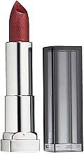 Parfémy, Parfumerie, kosmetika Matná rtěnka - Maybelline Color Sensational Matte Metallics Lipstick