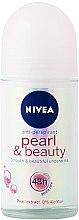 Parfémy, Parfumerie, kosmetika Deodorant Pearl & Beauty 24 hodin - Nivea Pearl & Beauty for Women Deodorant Stick