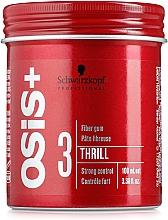 Parfémy, Parfumerie, kosmetika Koktejl-gel na úpravu vlasů - Schwarzkopf Professional Osis+ Thrill Texture Fibre Gum