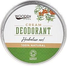 Parfémy, Parfumerie, kosmetika Deodorant krém - Wooden Spoon Herbalise Me Cream Deodorant