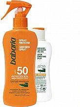 Parfémy, Parfumerie, kosmetika Sada - Babaria Sun (b/spray/200ml + balm/100ml)