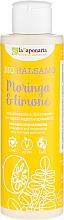 "Parfémy, Parfumerie, kosmetika Balzám na vlasy ""Moringa a citron"" - La Saponaria Bio Balsamo Moringa & Limone"