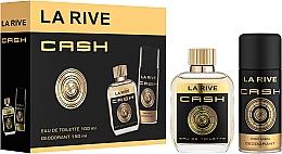 Parfémy, Parfumerie, kosmetika La Rive Cash - Sada (edt/100ml + deo/150ml)