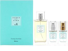 Parfémy, Parfumerie, kosmetika Acqua Dell Elba Altrove - Sada (edp/100ml+edp/mini/15ml+edp/mini/15ml)