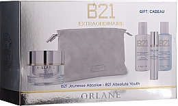Parfémy, Parfumerie, kosmetika Sada - Orlane B21 Extraordinaire Absolute Youth Set (f/cr/50 ml + lot/50ml + cleanser/50ml + ser/7.5 ml + bag)
