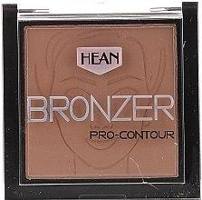 Parfémy, Parfumerie, kosmetika Bronzer na obličej - Hean Pro-contour Bronzer