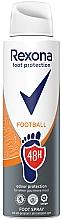 Parfémy, Parfumerie, kosmetika Sprej na nohy - Rexona Football Spray
