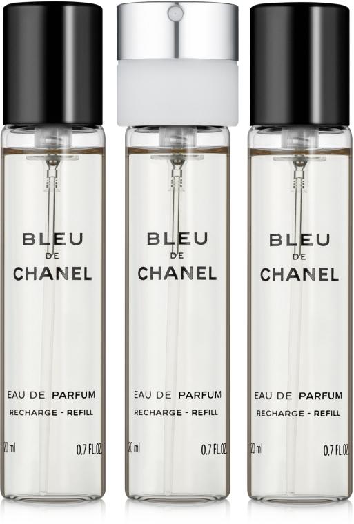 Chanel Bleu de Chanel Eau de Parfum - Parfémovaná voda (vyměnitelný blok)