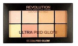 Parfémy, Parfumerie, kosmetika Paleta rozjasňovačů - Makeup Revolution Ultra Pro Glow