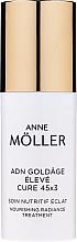 Parfémy, Parfumerie, kosmetika Sérum na obličej - Anne Moller ADN Goldage Eleve Cure Nourishing Radiance Treatment