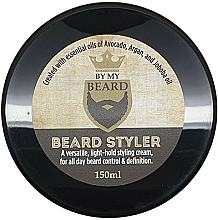 Parfémy, Parfumerie, kosmetika Stylingový krém na vousy - By My Beard Beard Styler Light Hold Styling Cream
