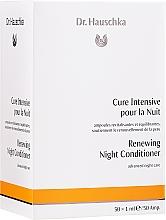 Parfémy, Parfumerie, kosmetika Kosmetika pro péči o pokožku v noci - Dr. Hauschka Renewing Night Conditioner