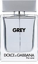 Parfémy, Parfumerie, kosmetika Dolce & Gabbana The One Grey Intense - Toaletní voda