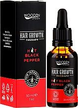 Parfémy, Parfumerie, kosmetika Sérum pro růst vlasů - Wooden Spoon Hair Growth Serum