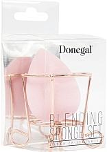Parfémy, Parfumerie, kosmetika Houbička na make-up, růžová - Donegal
