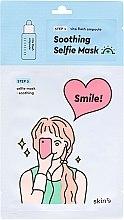 Parfémy, Parfumerie, kosmetika Látková maska - Skin79 Soothing Selfie Mask