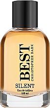 Parfémy, Parfumerie, kosmetika Christopher Dark Best Silent - Toaletní voda