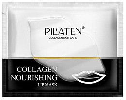 Parfémy, Parfumerie, kosmetika Výživná maska na rty s kolagenem - Pil'aten Collagen Nourishing Lip Mask