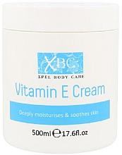 Parfémy, Parfumerie, kosmetika Tělový krém-olej s vitamínem E - Xpel Marketing Ltd Body Care Vitamin E Cream