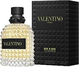 Parfémy, Parfumerie, kosmetika Valentino Born In Roma Uomo Yellow Dream - Toaletní voda