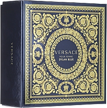 Parfémy, Parfumerie, kosmetika Versace Dylan Blue Pour Femme - Sada (edp/30ml + b/lot/50ml)