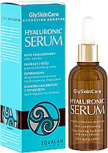 Parfémy, Parfumerie, kosmetika Sérum s kyselinou hyaluronovou - GlySkinCare Hyaluronic Serum