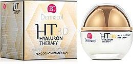 Parfémy, Parfumerie, kosmetika Denní krém na obličej s čistou kyselinou hyaluronovou - Dermacol Hyaluron Therapy 3D Wrinkle Day Filler Cream