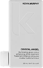 Parfémy, Parfumerie, kosmetika Tónovací balzám-pěče Pro sytějsší barvu světlých vlasů - Kevin.Murphy Crystal.Angel Hair Treatment
