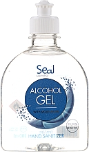 Parfémy, Parfumerie, kosmetika Dezinfekční gel na ruce - Seal Cosmetics Alcohol Gel Hand Sanitizer