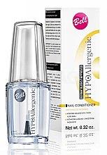 Parfémy, Parfumerie, kosmetika Prostředek na výživu nehtů, hypoalergenní - Bell Hypoallergenic Nail Conditioner