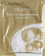 Parfémy, Parfumerie, kosmetika Maska na oči - Pil'aten Crystal Collagen Eye Mask