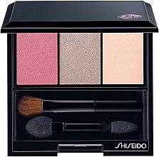 Parfémy, Parfumerie, kosmetika Oční stíny - Shiseido Luminizing Satin Eye Color Trio