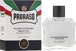 Parfémy, Parfumerie, kosmetika Balzám po holení s vitamínem E - Proraso Blue Line After Shave Balm Super Formula