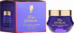 Parfémy, Parfumerie, kosmetika Krém proti vráskám ochranný obnovující - Pani Walewska Classic Anti-Wrinkle Day And Night Cream