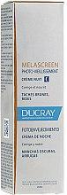 Parfémy, Parfumerie, kosmetika Noční krém na obličej - Ducray Melascreen Night Cream