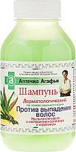 Parfémy, Parfumerie, kosmetika Šampon proti vypadávání vlasů - Recepty babičky Agafyy Lékárnička Agafií