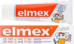 Parfémy, Parfumerie, kosmetika Zubní pasta pro děti - Elmex Childrens Toothpaste
