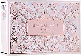 Parfémy, Parfumerie, kosmetika Bvlgari Omnia Crystalline - Sada (edt/40ml + b/lot/ 40ml + sh/gel/40ml)