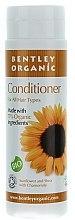 Parfémy, Parfumerie, kosmetika Kondicionér na vlasy s slunečnicovým, heřmánkovým a bambuckým máslem - Bentley Organic Conditioner