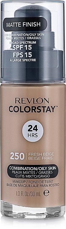 Tonální krém - Revlon ColorStay for Combination/Oily Skin SPF 15